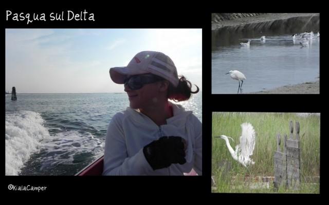 Pasqua nel Parco del Delta del Po. Credits: Kiala Camper