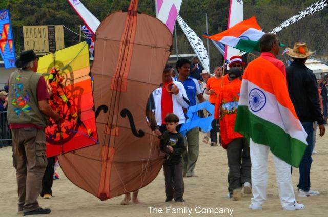 Festival Aquiloni Persone dal Mondo