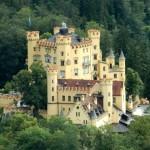 Hohenschwangau Castello Baviera