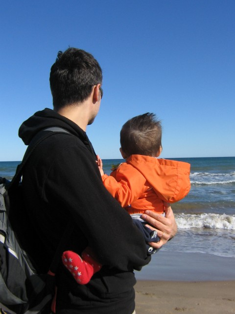 viaggiare con bambini piccoli