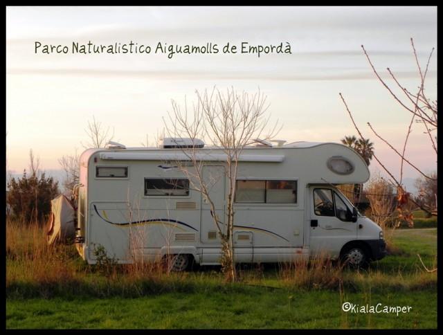 Parco Naturalistico Aiguamolls de l'Empordà. Credits: Kiala Camper