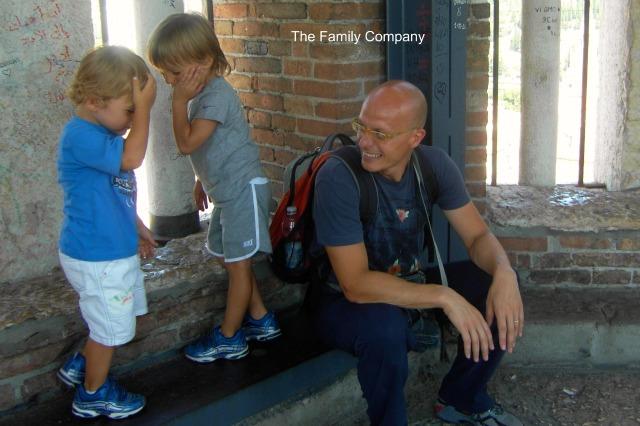 Viaggiare con i bambini perchè