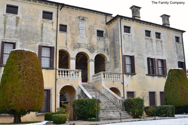 Villa Godi Palladio Lugo di Vicenza