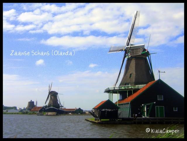 Zaanse Schans Olanda