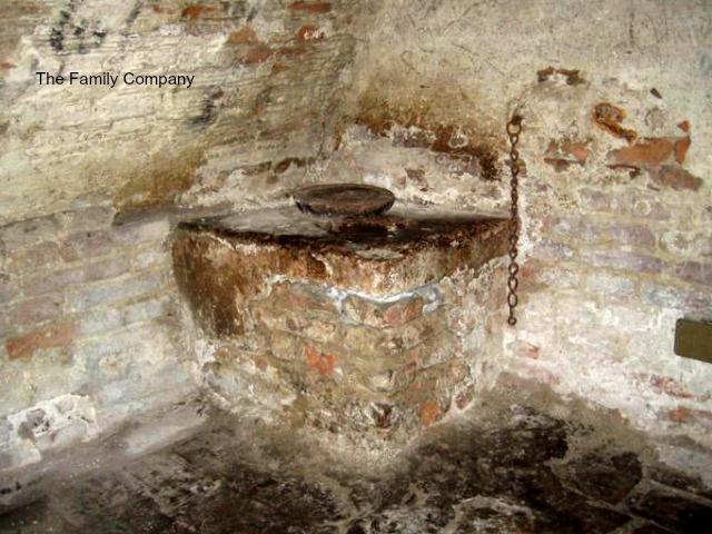 cella con bagno castello di ferrara