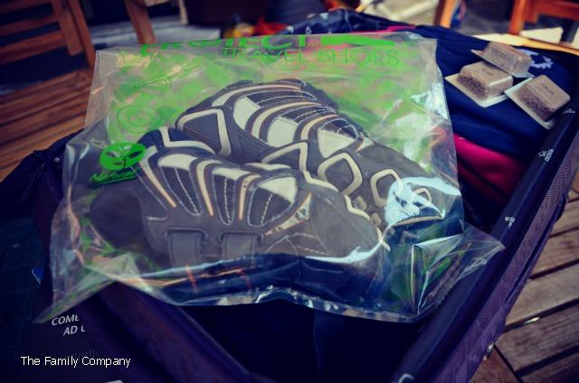 preparare la valigia bambini