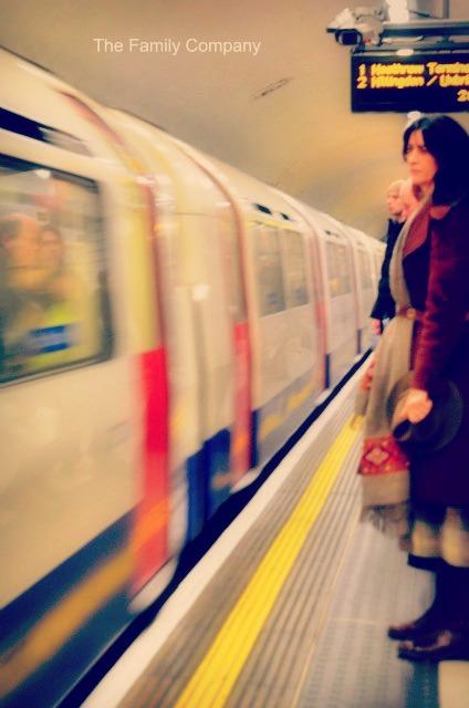 Londra con bambini: metropolitana