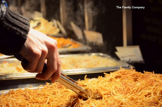 Londra mangiare a Chinatown