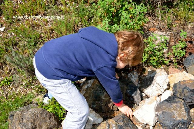 san silvestro ale tra pietre