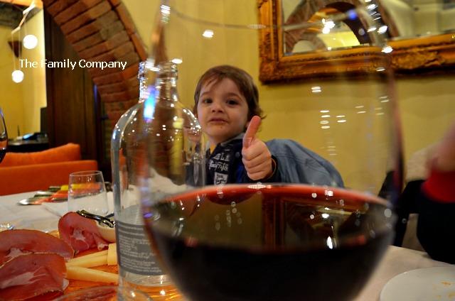 Tenuta di seripa cena alessio attraverso vino