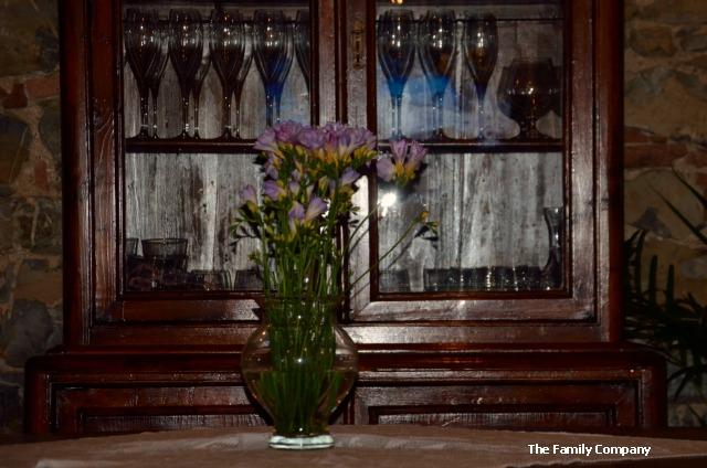Vaso fiori tenuta di seripa
