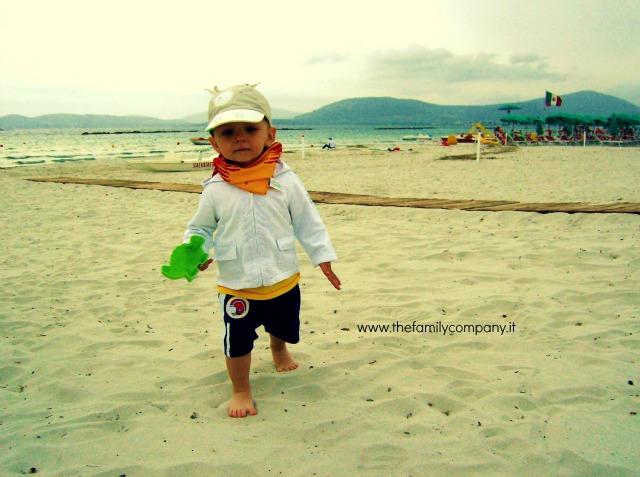 Leonardo spiaggia sardegna vacane mare