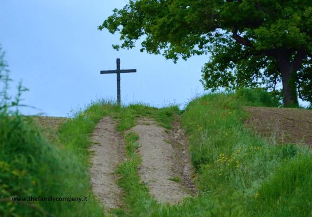 San Settimio croce