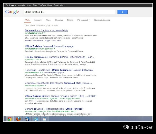 ricercagoogle