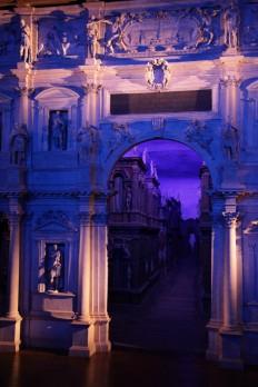 Teatro Olimpico Vicenza.