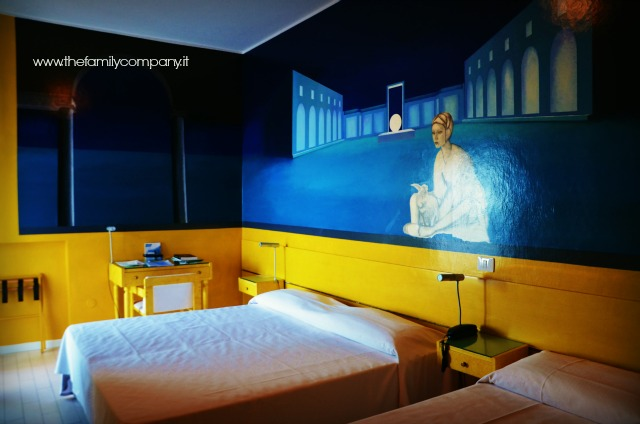 Hotel Alexander camera arran