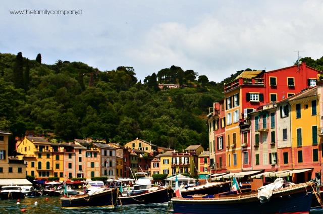 Portofino dal mare 1