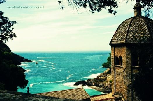 Portofino, liguria, vacanze con bambini, san fruttuoso