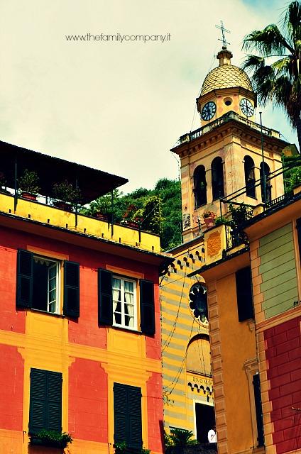 Portofino, Ligura con bambini
