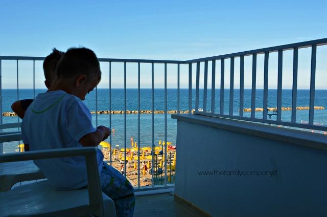 hotel alexander vista mare