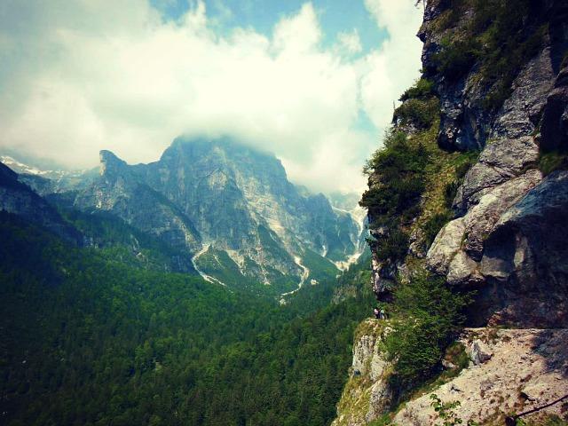 sentiero trekking