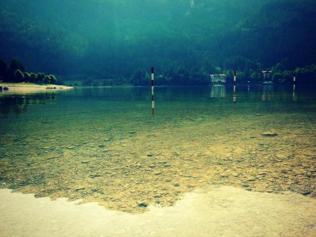 trasparenze lago molveno