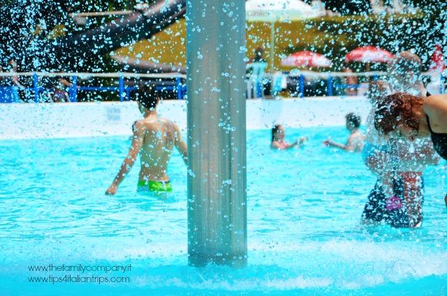 bolle blu piscine per bambini