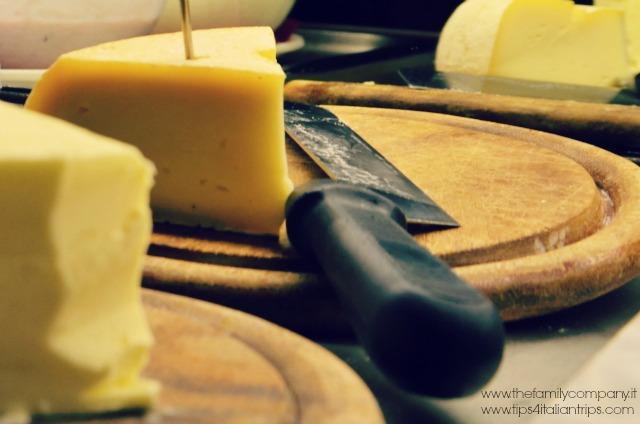 formaggi val di non