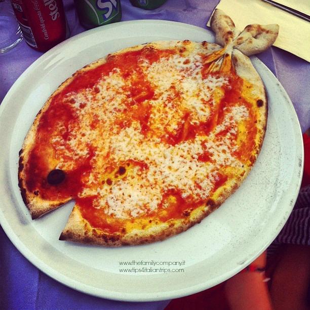 pizza pesciolino