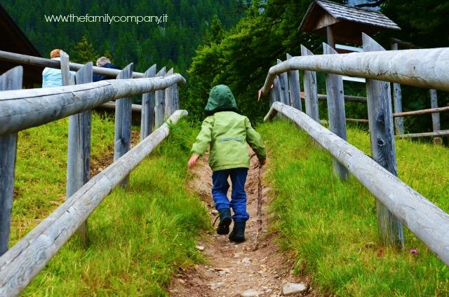 trekking malga
