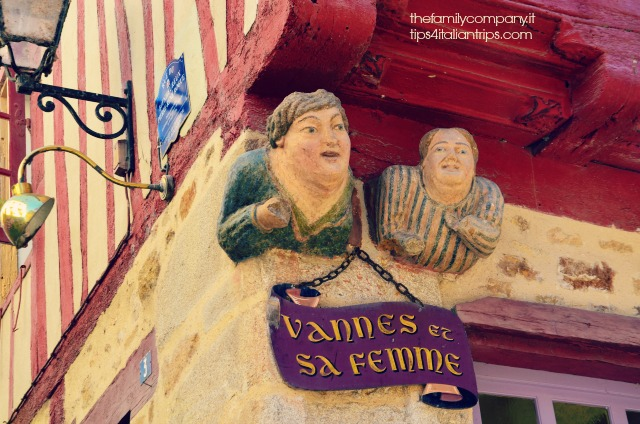Vannes et sa Femme Bretagna
