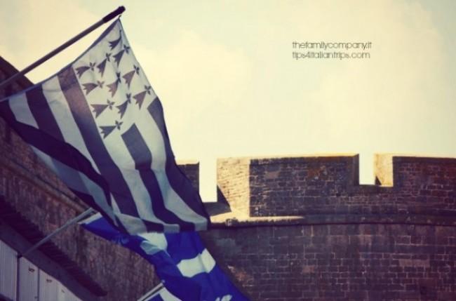 Bandiera bretone Saint Malo