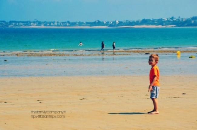 Saint Malo spiaggia 2