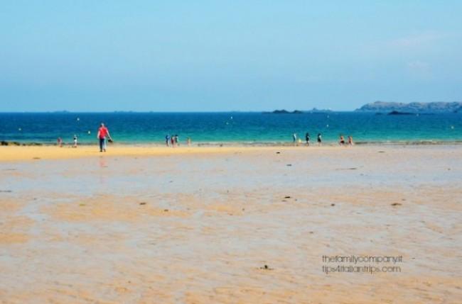 Spiaggia Saint Malo