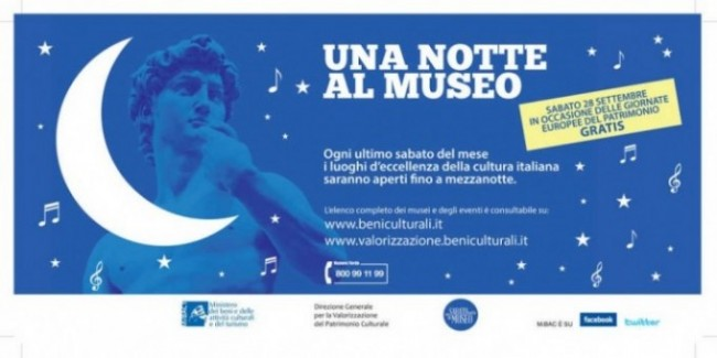 notte al museo