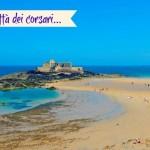 A Saint Malo, tra maree e pirati