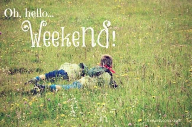 weekend con bambini
