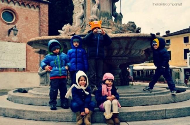 gita a Bassano del Grappa con bambini