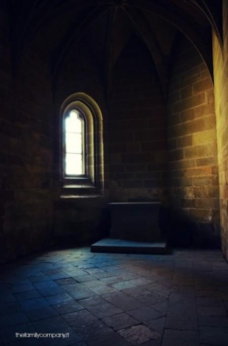 Mont Saint Michel Abbazia 12