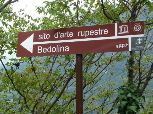 il parco di Bedolina