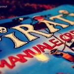 Pirati: un libro ed un manuale creativo