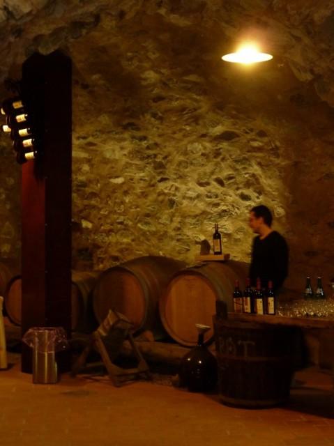 profumo di vino e di botti
