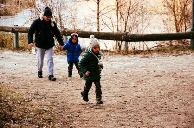 Renon con bambini