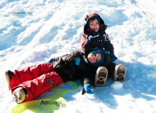 vacanze neve con bambini