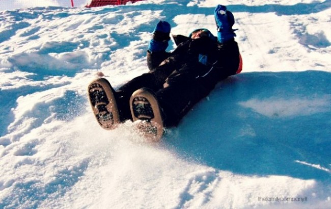 come vestire i bambini sulla neve, vacanze neve con bambini