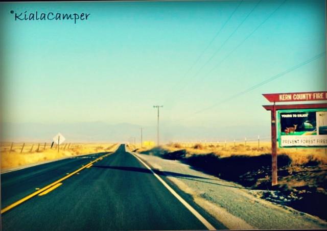 """Errore di percorso, ma la """"scenic byway"""" compensa molto una mezz'ora di viaggio in più!"""