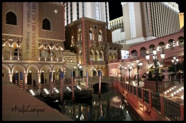 Il Venetian: uno splendore!