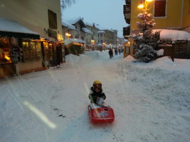 Folgaria con bambini, Trentino neve con bambini