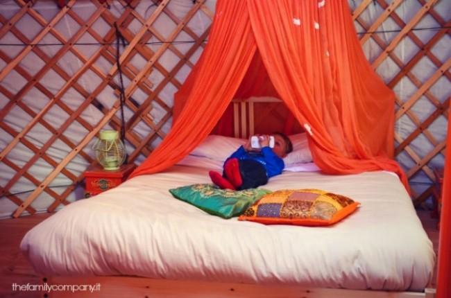 dove dormire con bambini carnac