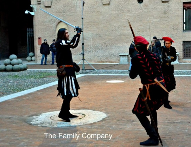 Duelli Carnevale Rinascimentale di Ferrara
